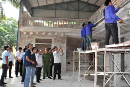 Công an tỉnh Ninh Bình: Đào tạo nghề cho người tái hòa nhập cộng đồng
