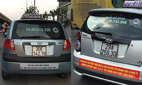Cuộc cạnh tranh giữa taxi truyền thống với taxi công nghệ và vấn đề bình đẳng trong cạnh tranh kinh doanh