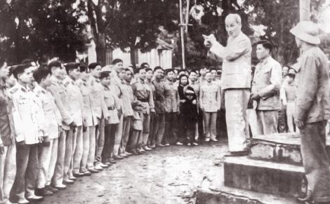 Tư tưởng Hồ Chí Minh về tính Đảng, tính giai cấp, tính nhân dân của CAND trong bảo vệ ANTT