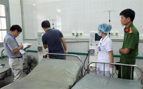 Thông tin mới về vụ 8 người chạy thận tử vong ở Bệnh viện đa khoa Hoà Bình