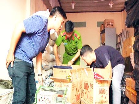 Đồng Nai: Tăng cường đấu tranh chống buôn lậu và gian lận thương mại
