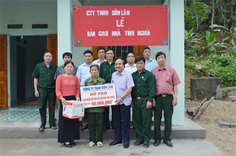 Công tác chăm sóc, giúp đỡ nạn nhân chất độc da cam còn nhiều khó khăn