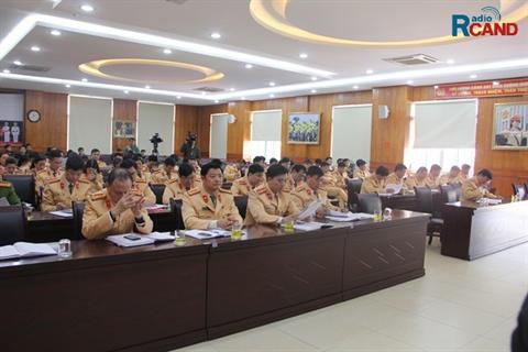 CSGT Hà Nội triển khai nhiều giải pháp giảm ùn tắc giao thông cuối năm