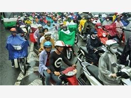 Người dân nghĩ gì về xử phạt xe mô tô chính chủ?