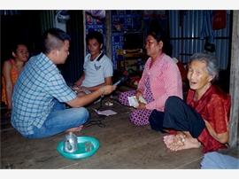 Bài 4: Đảm bảo an sinh xã hội cho Việt kiều hồi hương từ Campuchia