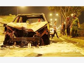 Tai nạn ở TP Hồ Chí Minh tăng đột biến do tăng tốc độ lưu thông