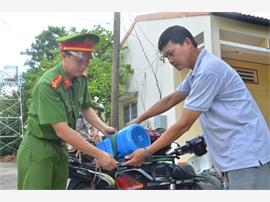 Đồng Tháp: Cảnh báo trộm mô tưa, máy nén ở các vườn cây ăn trái của huyện Lai Vung