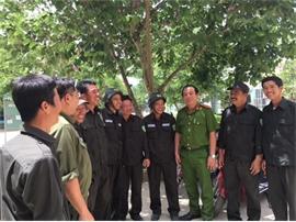 Quảng Nam: Hiệu quả từ mô hình Đội dân phòng ở xã Điện Thọ