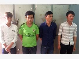 Phú Yên: Xuất hiện thủ đoạn mới của các đối tượng, nhằm tiêu thụ xe gian