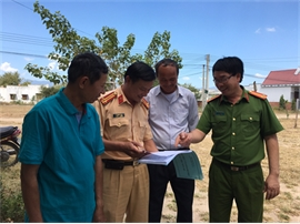 Hiệu quả từ mô hình giáo xứ bình yên ở Triệu Phong
