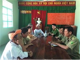 Hiệu quả từ mô hình Tổ an ninh xung kích phòng chống tội phạm ở Ninh Thuận