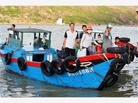 Đảm bảo an ninh đường thủy nội địa tại Bình Định