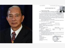 """Bộ Công an thông báo về tổ chức khủng bố """"Chính phủ quốc gia Việt Nam lâm thời"""""""