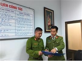 Đà Nẵng: Cảnh sát 113 luôn sẵn sàng vì cuộc sống bình yên của nhân dân
