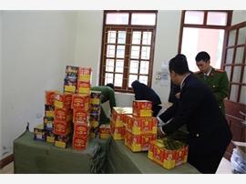 Tại sao phòng, chống pháo lậu ở Lạng Sơn gặp khó khăn?