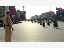 Gần 600 nghìn trường hợp vi phạm trật tự an toàn giao thông ở Hà Nội bị xử lý