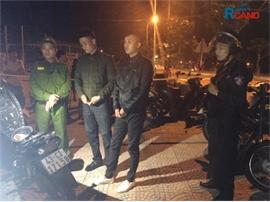 Lực lượng 911 và nỗ lực đảm bảo trật tự an toàn xã hội của CATP Đà Nẵng
